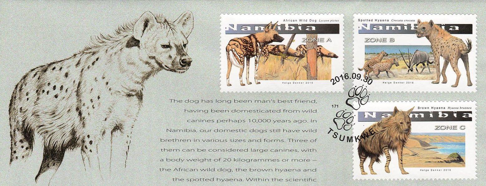 Canines Briefmarken
