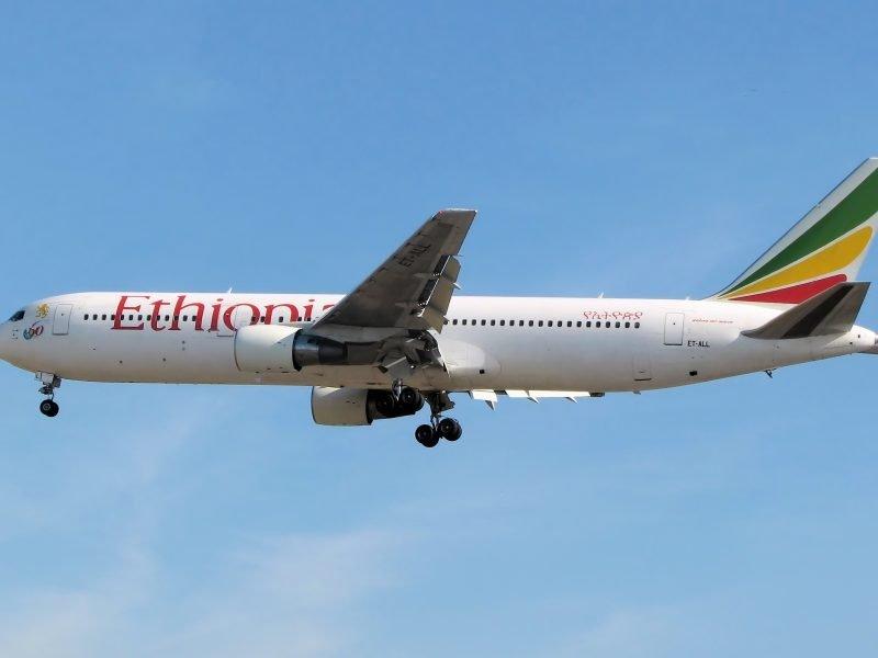 Ethiopian Airlines B767