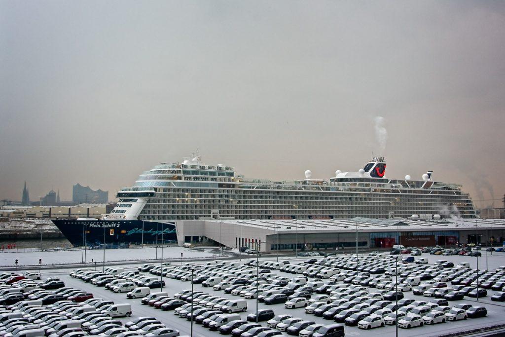Passenger ship of TUI