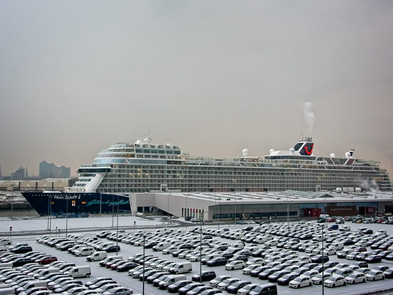 Passagierschiff der TUI