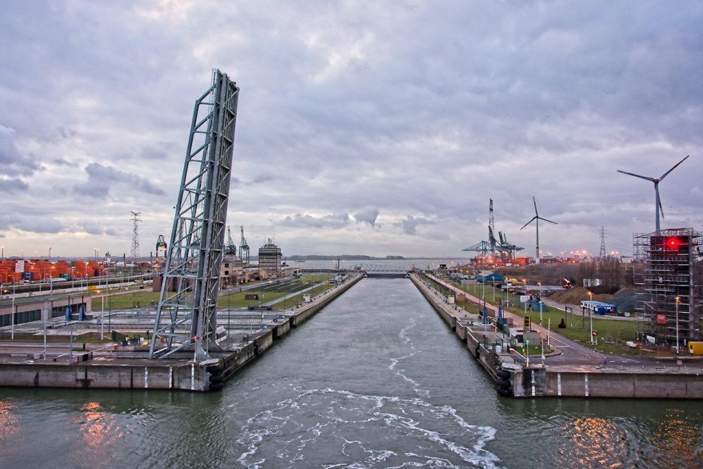We're back on the Schelde
