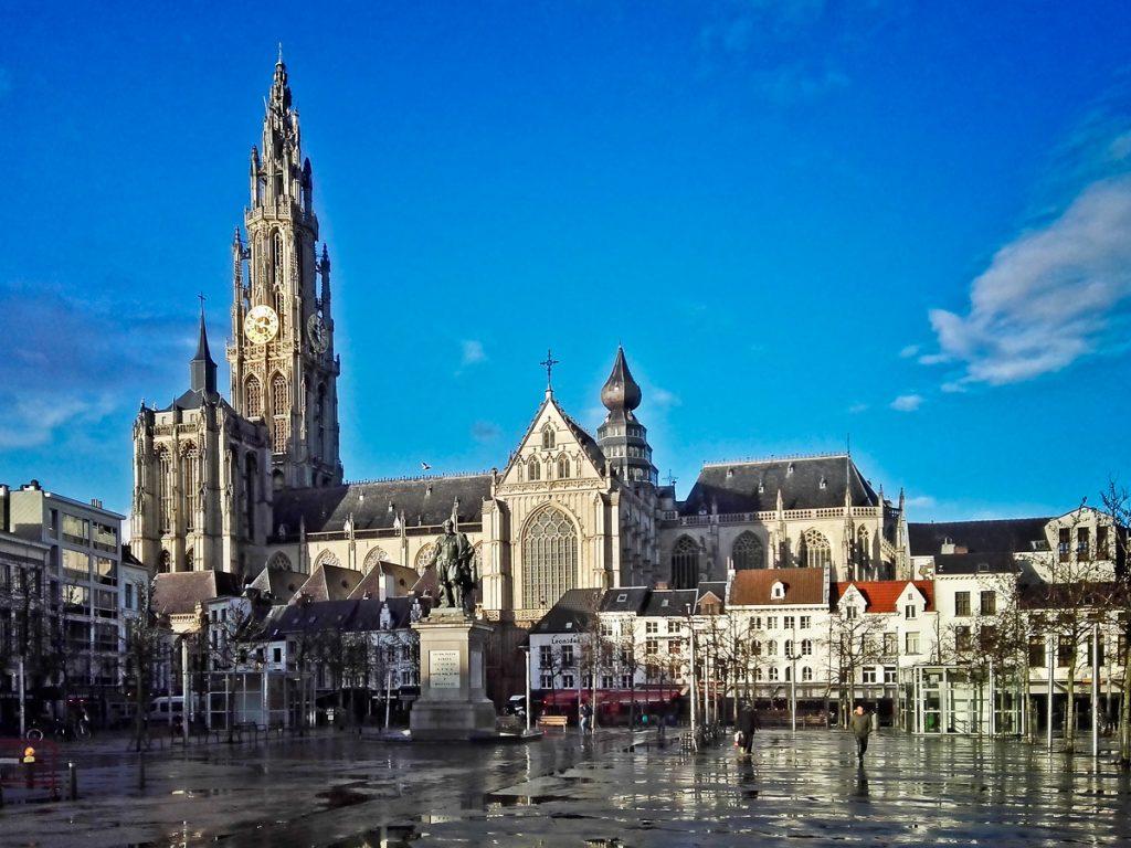Kathedrale von Antwerpen