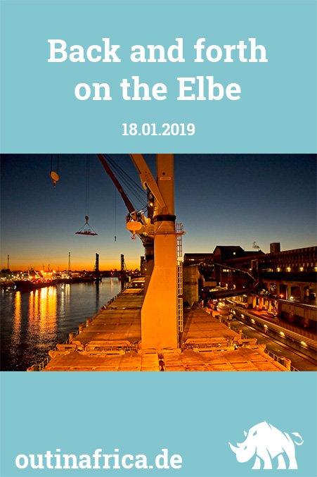 18.01.2019 - Einmal Elbe und zurück