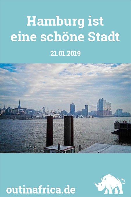 21.01.2019 - Hamburg ist eine schöne Stadt