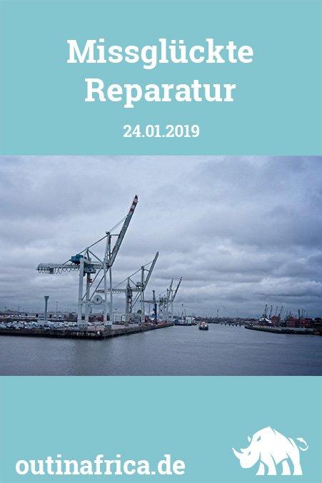 24.01.2019 - Missglückte Reparatur