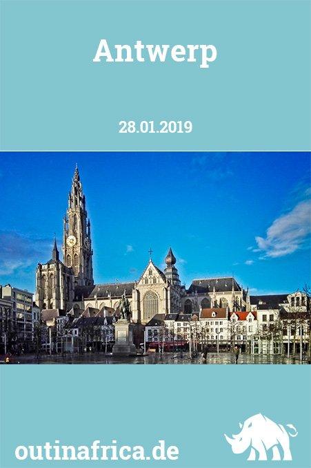28.01.2019 - Antwerpen