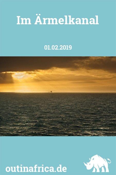 01.02.2019 - Im Ärmelkanal