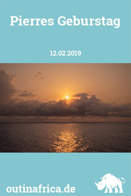 12.02.2019 - Pierres Geburtstag