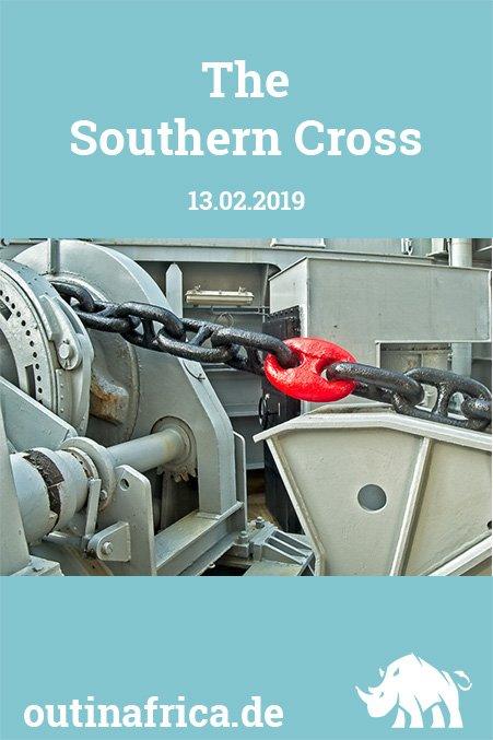 13.02.2019 - Das Kreuz des Südens