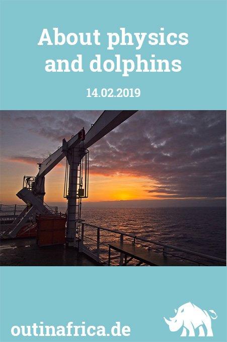 14.02.2019 - Über Physik und Delfine