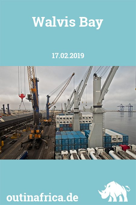 17.02.2019 - Walvis Bay