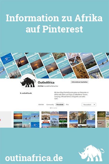 Information zu Afrika auf Pinterest