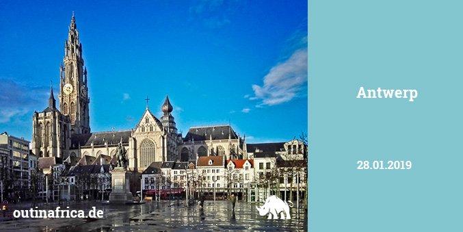 28.1.2019 – Antwerpen