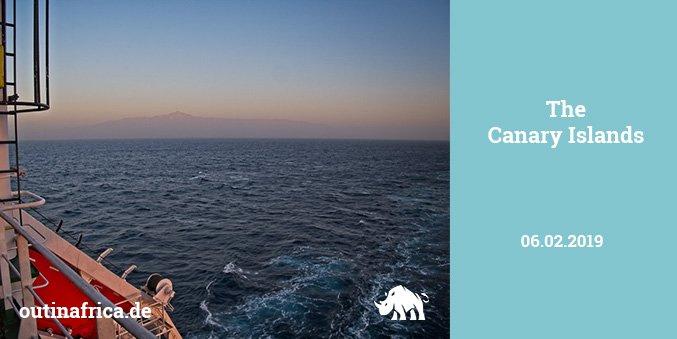 6.2.2019 – Die Kanarischen Inseln