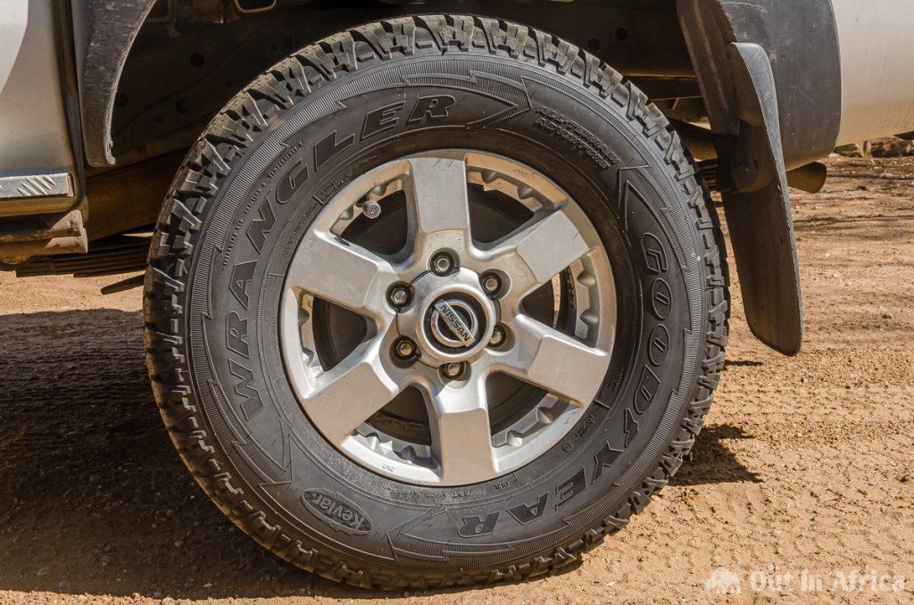 All-Terrain Reifen