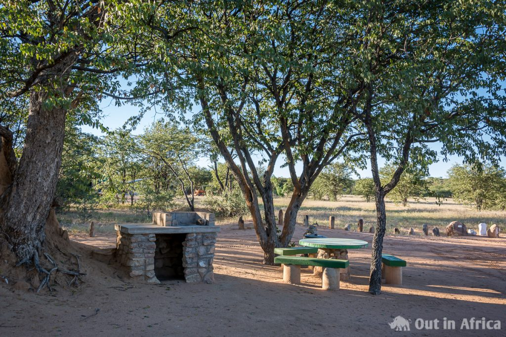 Kamanjab Rest Camp