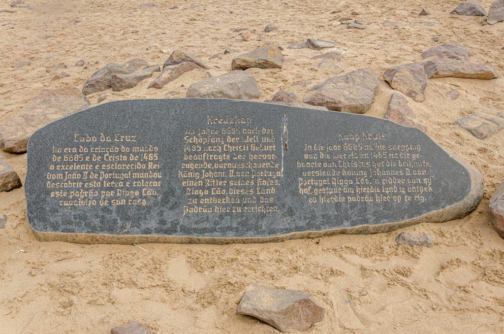 Übersetzung der Kreuzesinschrift