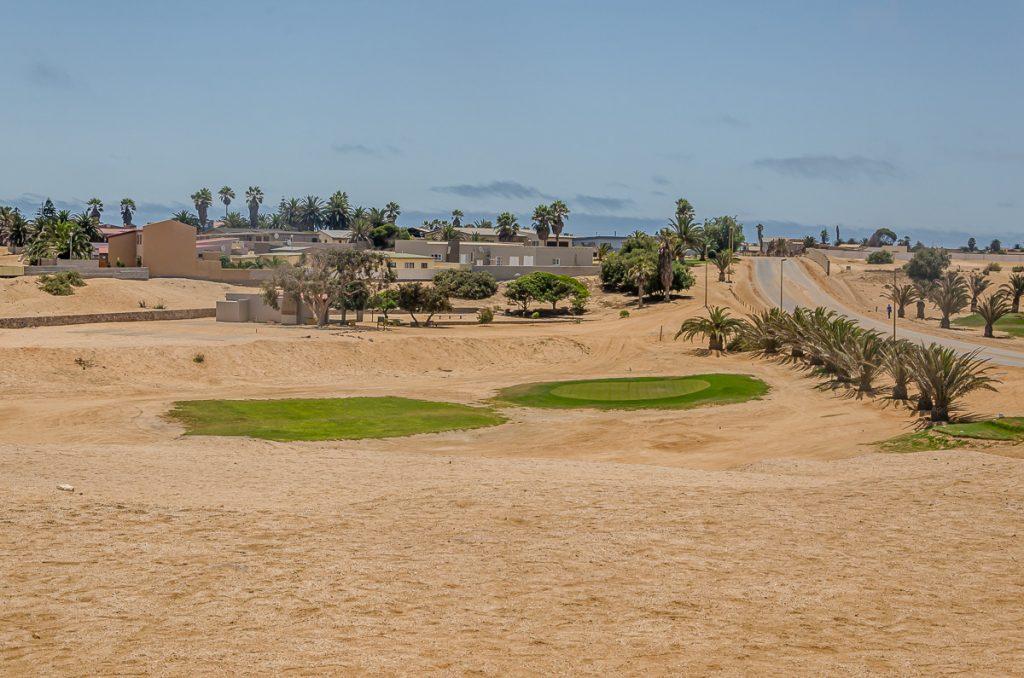 Hentiesbaai Golfplatz