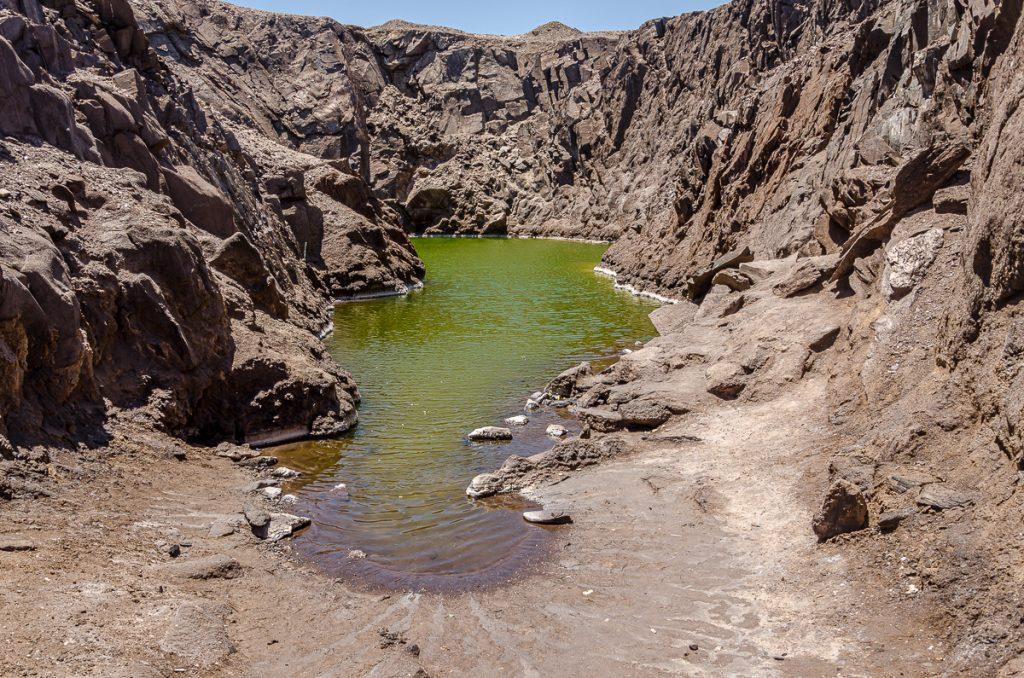 Tote Meer der Namib